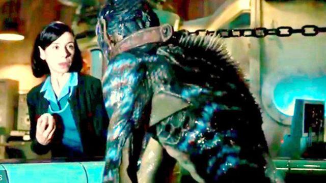 The Shape of Water la nueva película de Guillermo del Toro