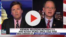 Fox News host embarrassed after  Brad Sherman  calls out his Trump 'nonsense'