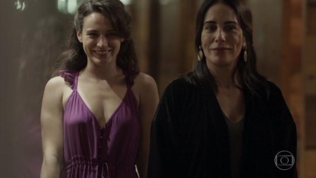Telespectadores de 'O Outro Lado do Paraíso' notam semelhanças entre personagens