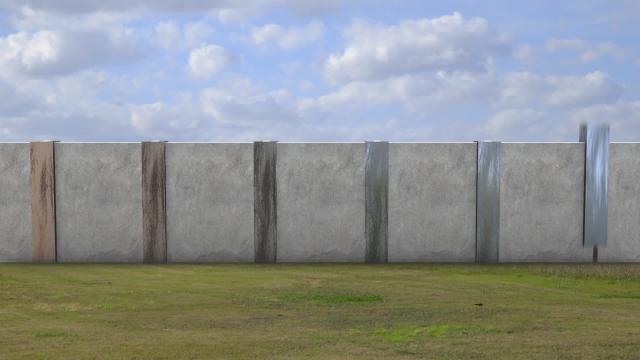 El Muro de Trump ya tiene 8 prototipos listos