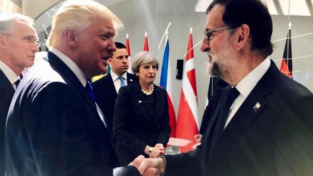 L'Europe et les USA soutiennent Madrid