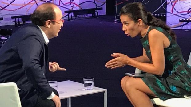 El vergonzoso tuit de Ana Pastor tras declararse la independencia catalana
