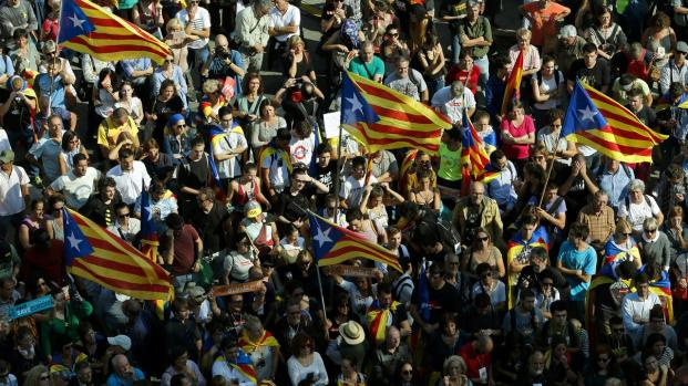 Madrid garde la main sur la Catalogne