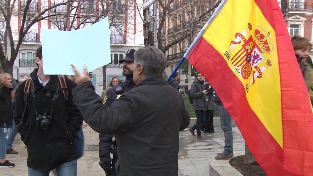 La Unión europea ratifica su apoyo al Estado español