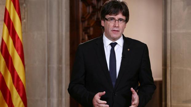 Puigdemont no acepta el cese provocado por la activación del articulo 155