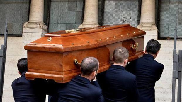 Proposta di riorganizzazione del settore dei funerali