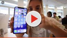 Apple fired its software engineers for his daughter's Video of the iPhone X