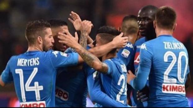 Il Napoli attende il Manchester City