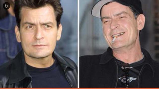 Os famosos destruídos pelas drogas