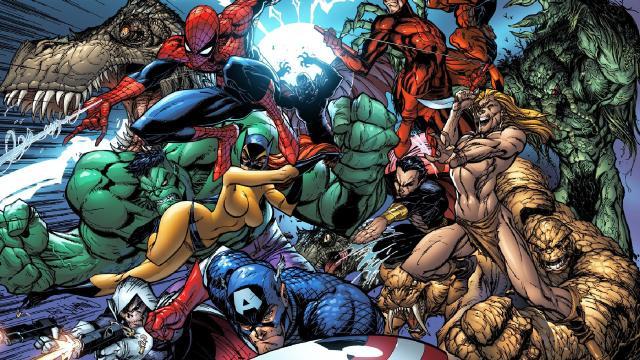 Los superhéroes llegaron al cine para quedarse