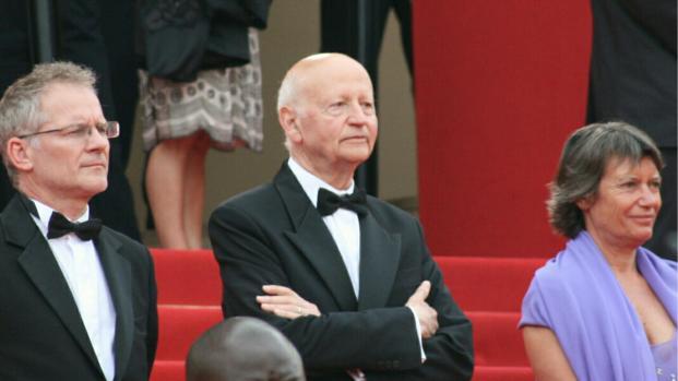 Faute d'amour, prix du Jury à Cannes