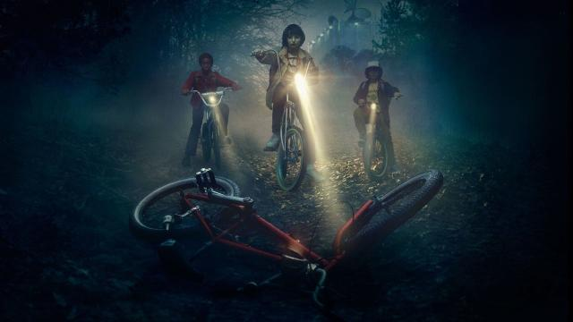 Ya disponible segunda temporada de Stranger Things