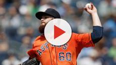 Los Astros se llevan la Serie Mundial con HR tempranero del MVP Springer