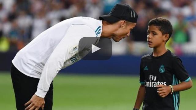 El precio de conocer a Ronaldo