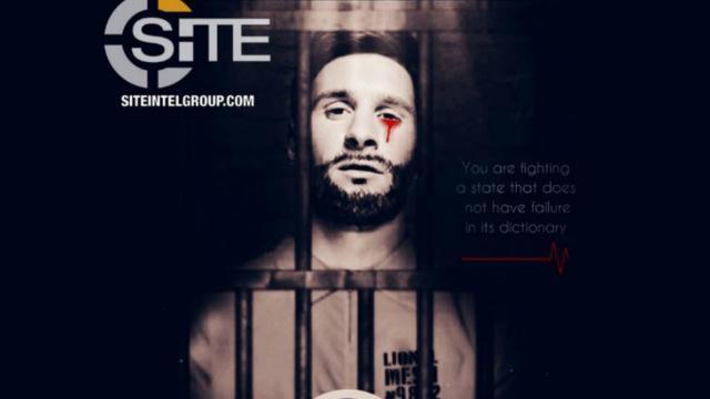 Isis amenaza al mundial de Rusia 2018 con imágenes de los jugadores de fútbol