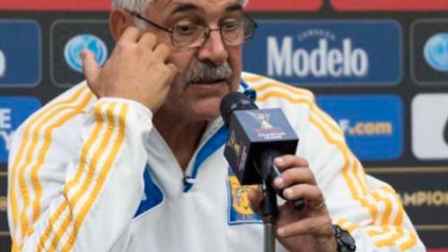 Ricardo Ferreti y sus palabras sobre el empate ante Atlas