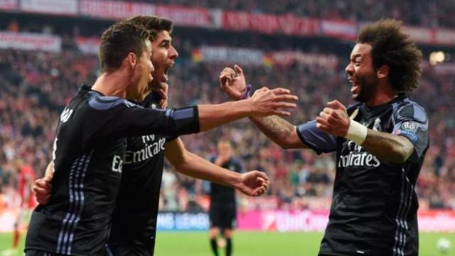 El Real Madrid pone en la lista negra a tres jugadores