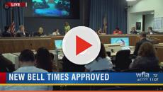 Hillsborough County school board approves new bus times