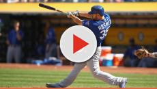 Eric Hosmer is one free agent who is getting a lot of buzz