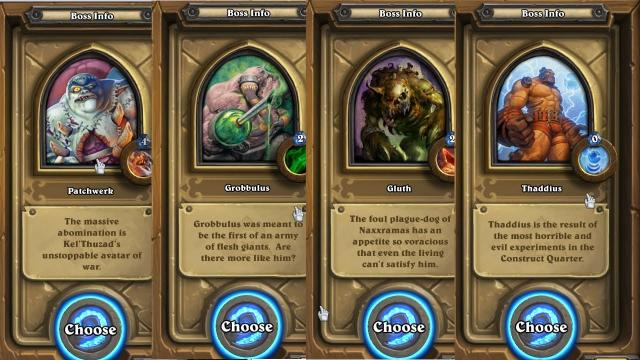 'Hearthstone'  Kobolds and Catacombs new features.