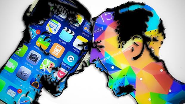 Samsung se moque d'Apple dans une publicité