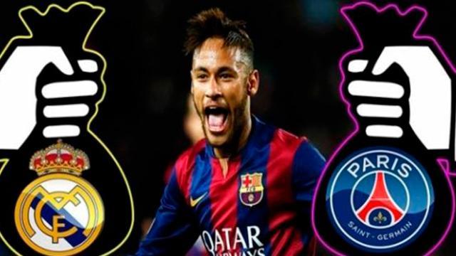 El PSG condiciona llegada de Neymar al Real Madrid