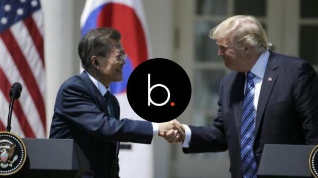Trump lance un appel à la communauté internationale