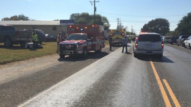 Tragedia en Iglesia de Texas, 26 muertos