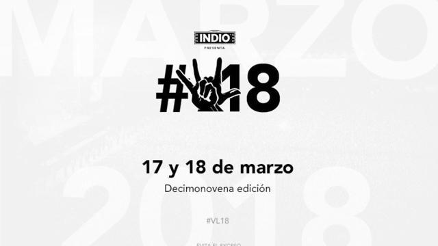 Se revela el cartel de Vive Latino 2018