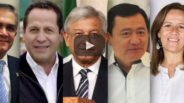El melodrama electoral mexicano para 2018