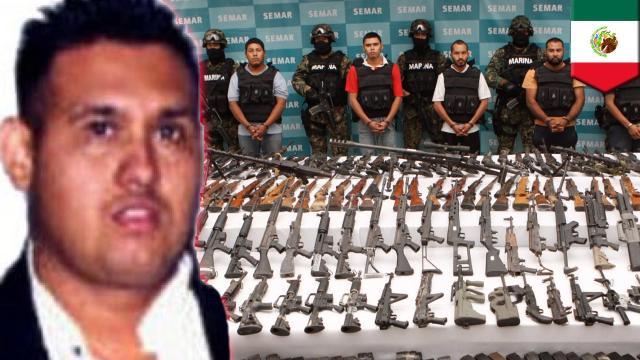 El control de Los Zetas en el territorio mexicano