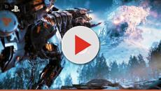 'Horizon Zero Dawn: The Frozen Wilds' launch trailer had revealed.