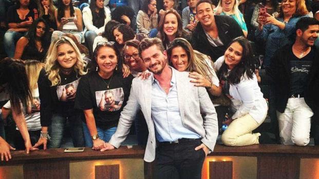Marcos Hater está causando no reality show 'A Fazenda'