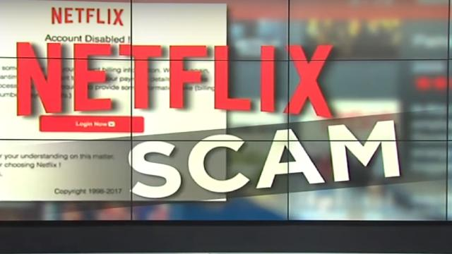 Netflix new email scam could make people send their personal details
