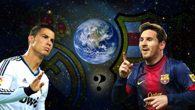 Cristiano Ronaldo y su promesa que hizo reír a Messi
