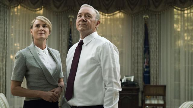 Netflix show 'House Of Cards' just received more bad news