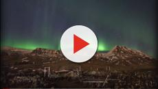 Last chance to watch the amazing Aurora Borealis