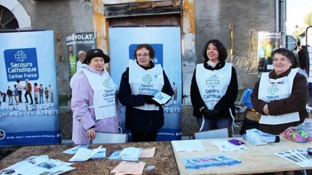Pauvreté : le Secours Catholique publie son rapport annuel