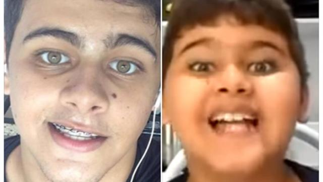 Vídeo: Menino do 'Pintinho Piu' reaparece completamente irreconhecível