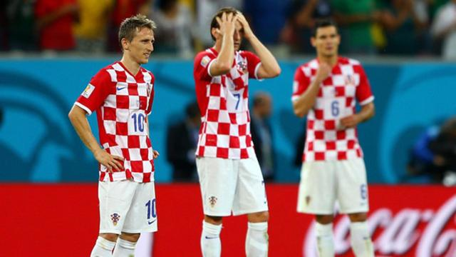 Rakitic, Modric y Mandzukic: los tres guerreros que guían a Croacia