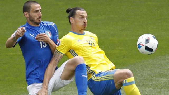 Grandes duelos e historias entre Italia y Suecia