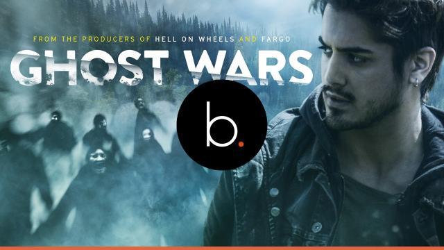 'Ghost Wars', la nouvelle série fantastique proposée par 'SyFy'