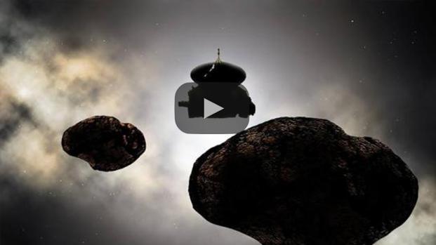 NASA abre convocatoria para nombrar a su nuevo objetivo