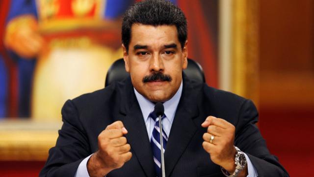 Maradona y el apoyo incondicional al régimen chavista en Venezuela