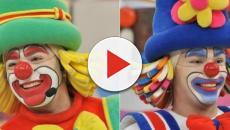 Vazam fotos dos palhaços mais famosos do Brasil sem maquiagem: 'Marombado'