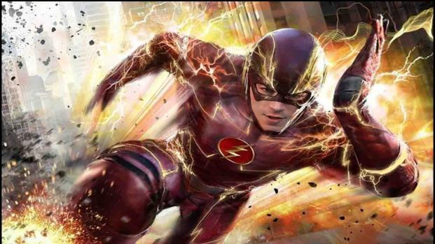 Girls Night Out: The Flash Season 4