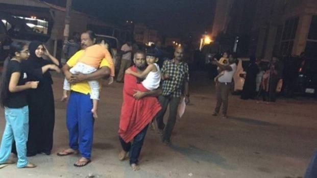 Assista: Momento de pânico terremoto que matou centenas na fronteira Irã-Iraque