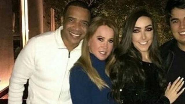 Assista: Marco Antonio Teles é pego traindo Zilu Camargo após anunciarem noivado