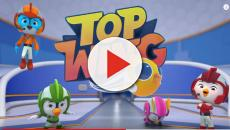 Nickelodeon's new TV series 'Top Wing' is out