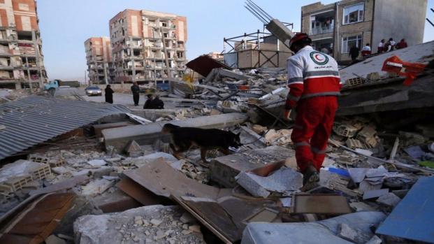Irã volta a registrar novo terremoto de magnitude 4,3